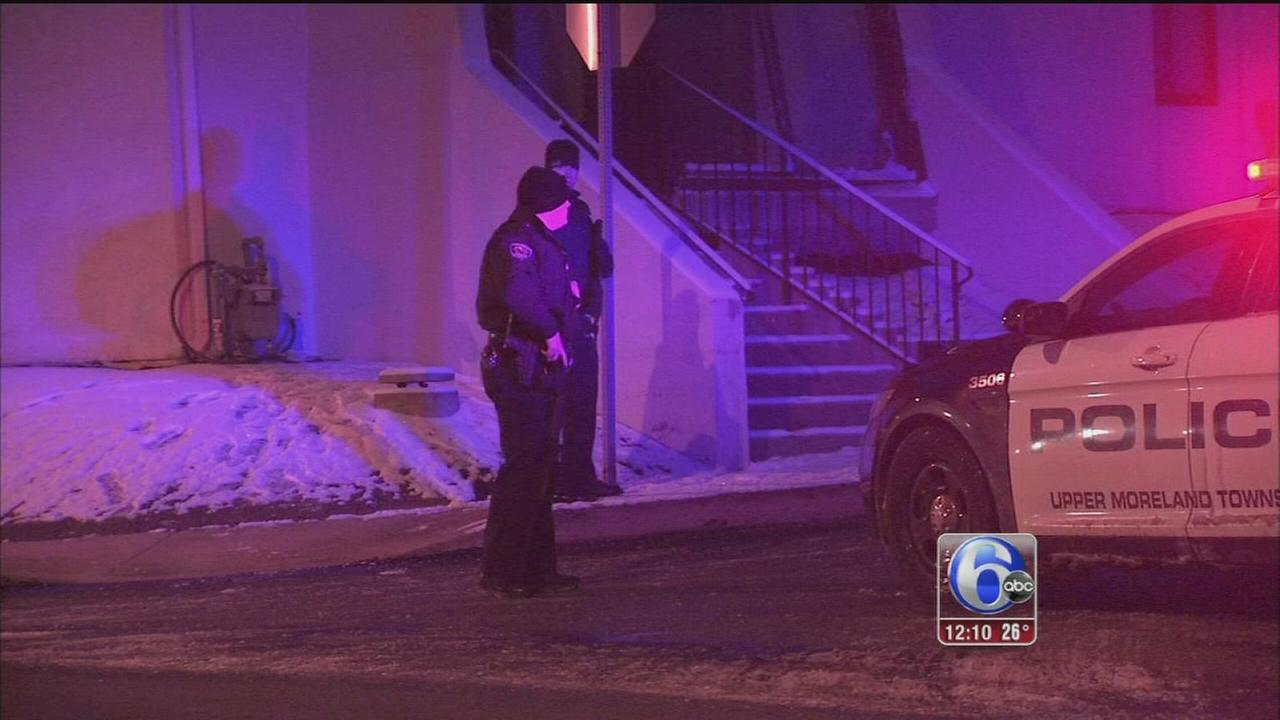 VIDEO: Upper Moreland standoff