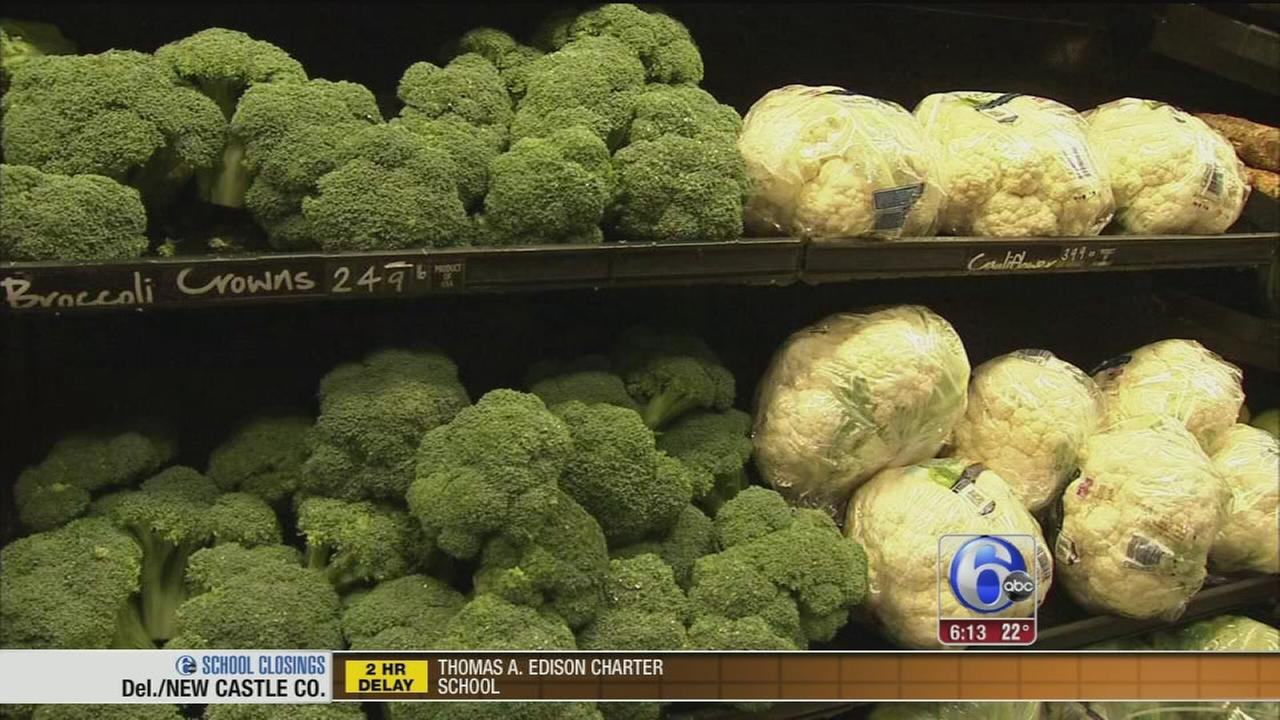 VIDEO: Spike in local produces sales after the holidays