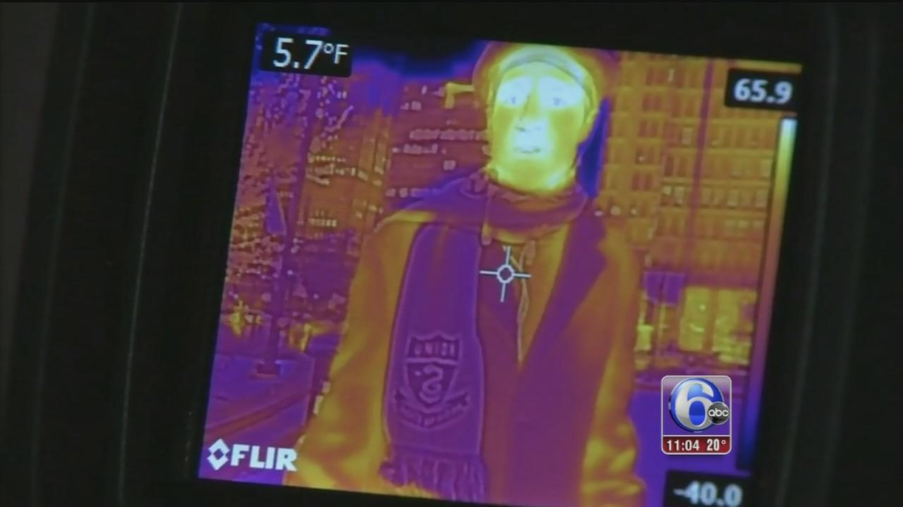 VIDEO: How well are you staying warm in the cold?