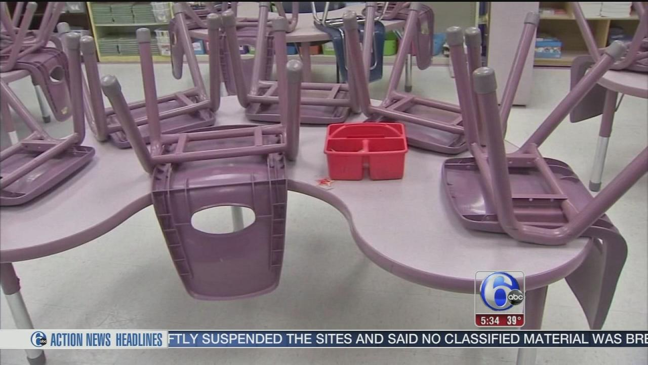 VIDEO: Charter school closed