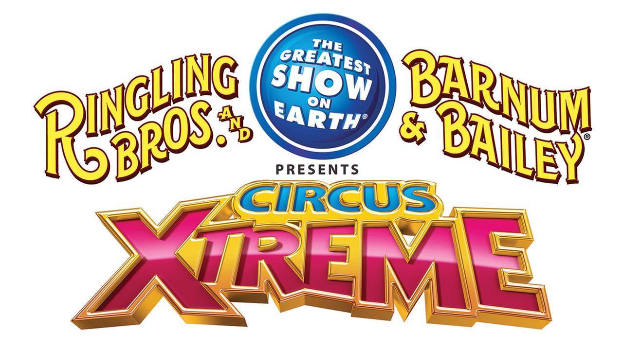 Ringling Bros. and Barnum and Bailey Presents Circus XTREME Sweepstakes