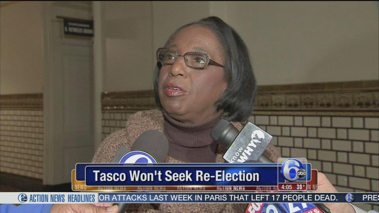 VIDEO: Tasco wont run again