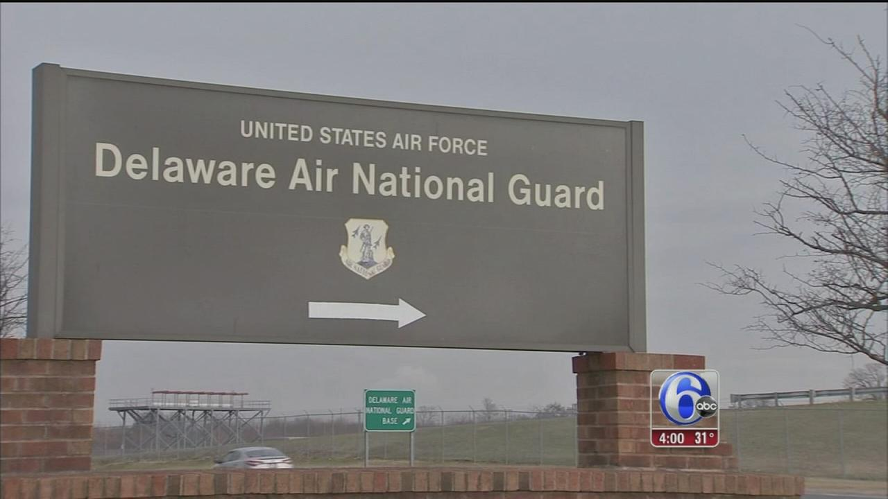 VIDEO: Security level raised at area base