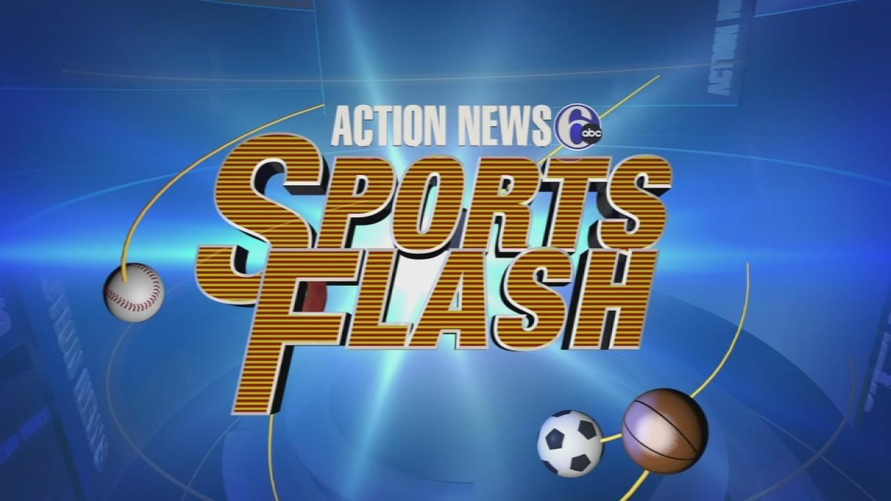 VIDEO: Action News Sports Flash: Thursday January 15, 2015