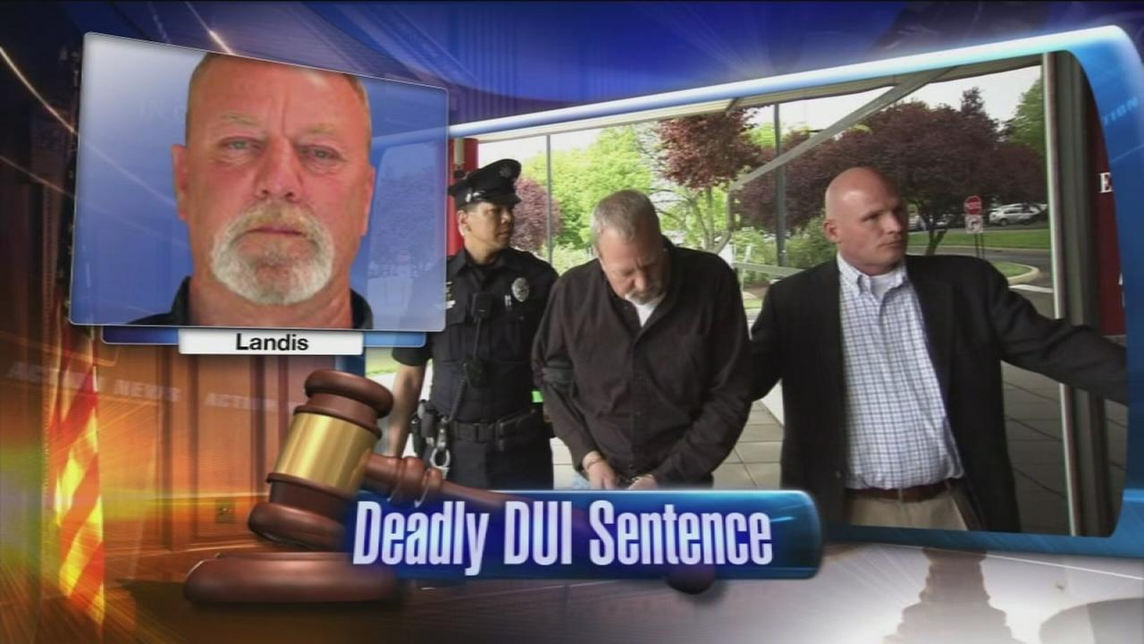 VIDEO: Serial DUI offender sentenced