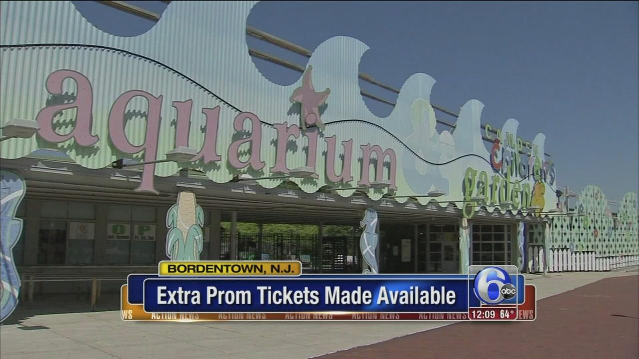 VIDEO: More room found for sold-out prom