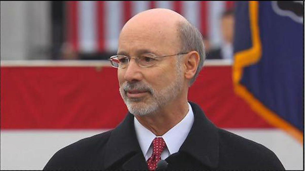 PHOTOS: Inauguration of Tom Wolf as Pa. governor