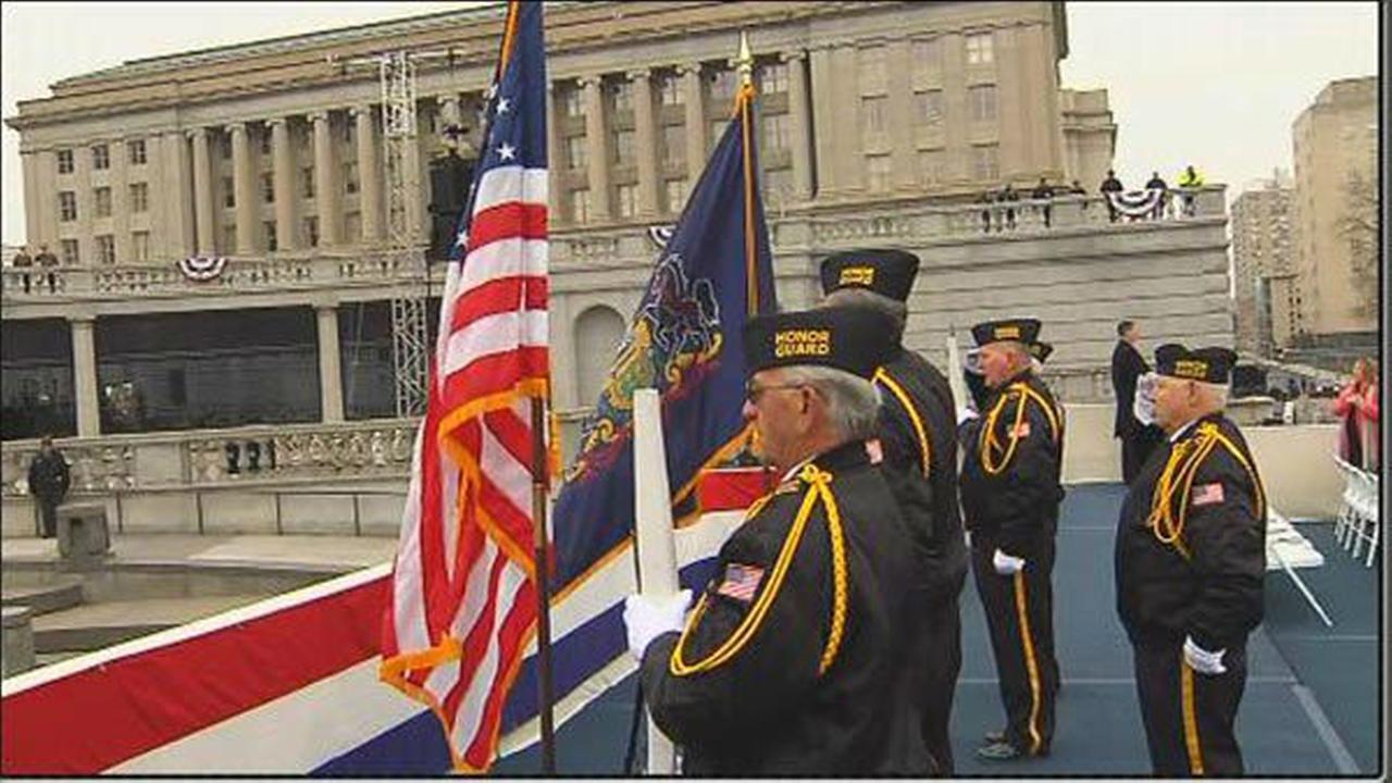 PHOTOS: Inauguration of Tom Wolf as Pa. governor