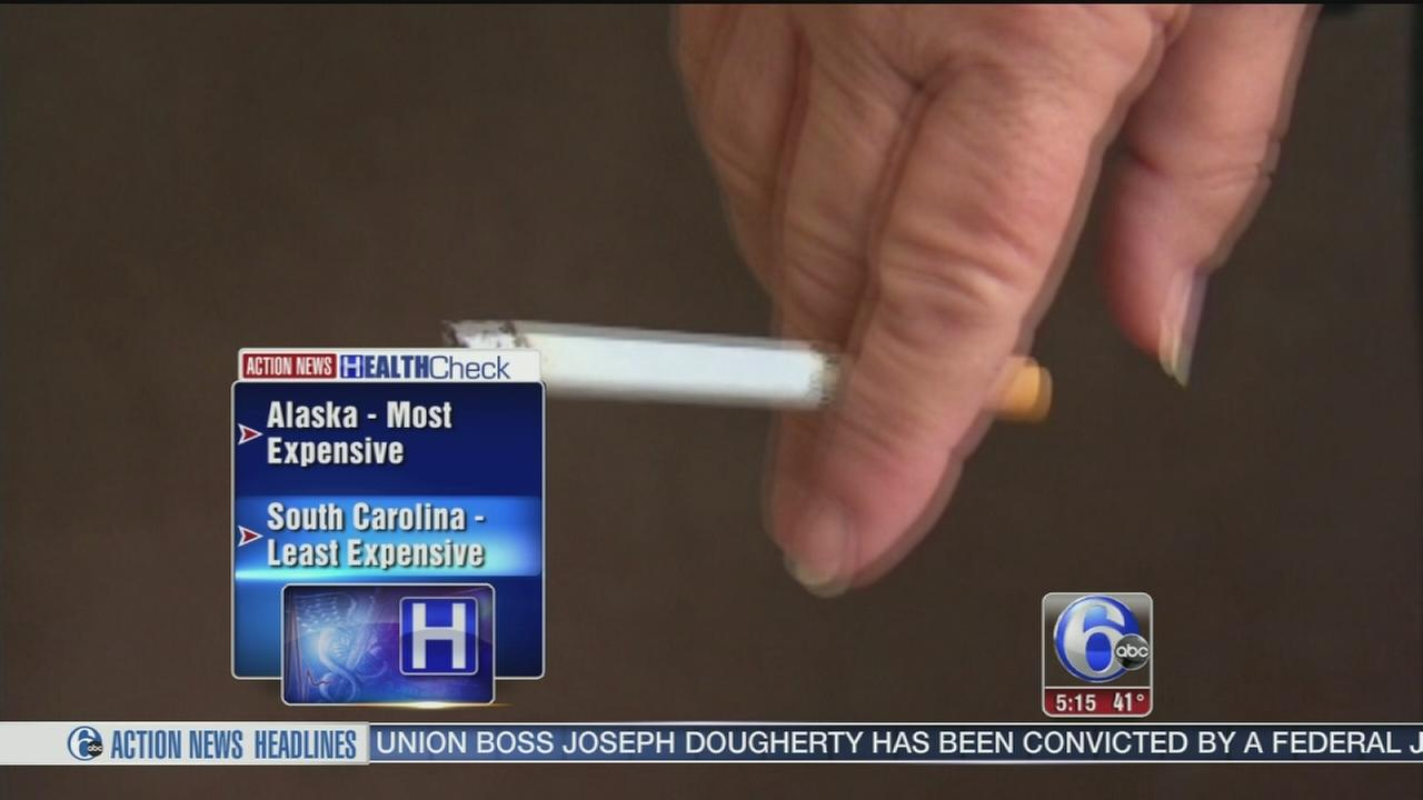 VIDEO: Cost of smoking