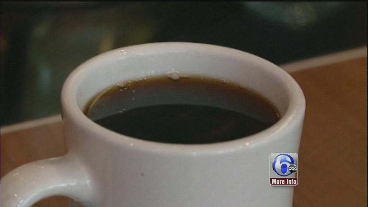 VIDEO: Study: Coffee lowers risk of melanoma