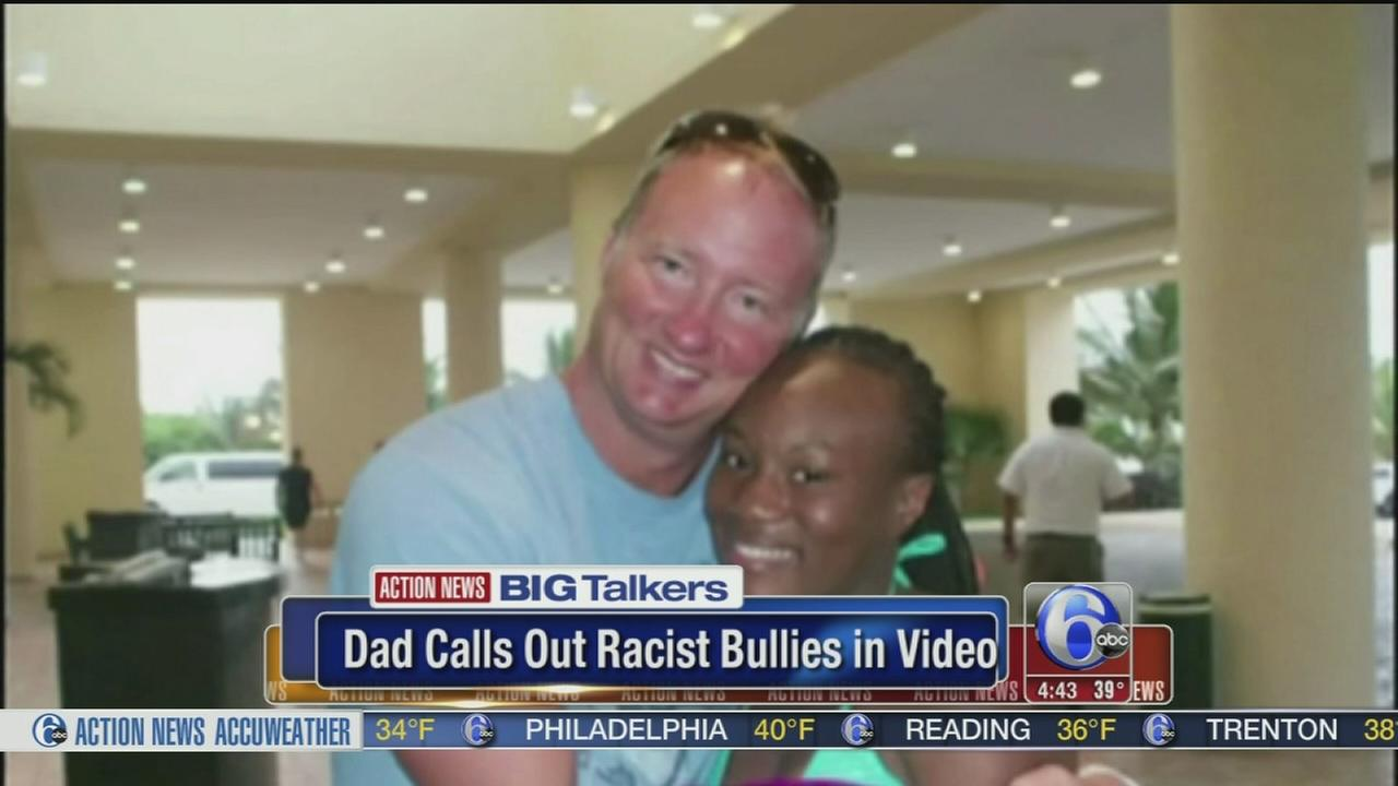 VIDEO: Dad calls out bullies