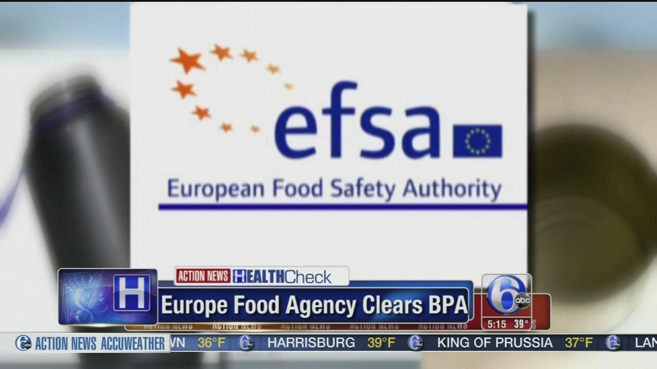VIDEO: New report says BPA in food no danger to any age