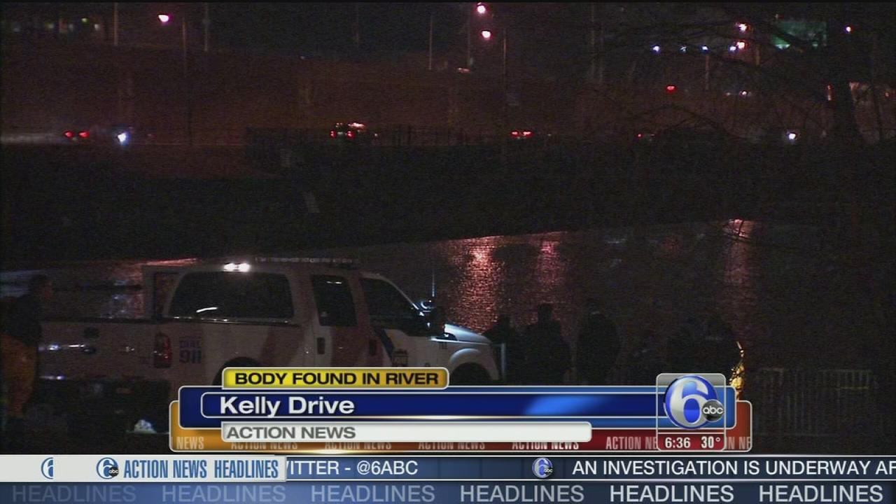 VIDEO: Body recovered from Schuylkill River