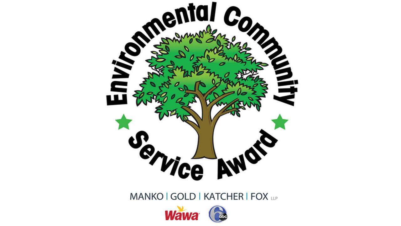 The 2018 Environmental Community Service Award