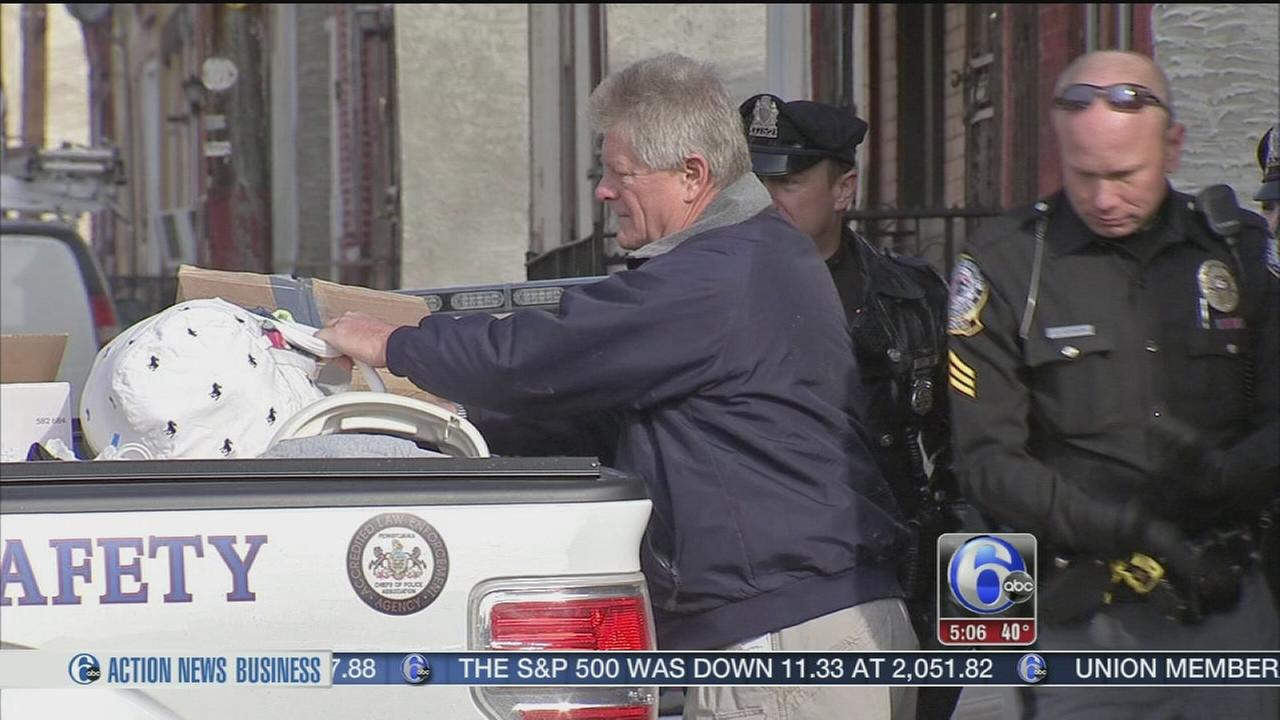 VIDEO: $125,000 worth of stolen goods seized in N. Phila.