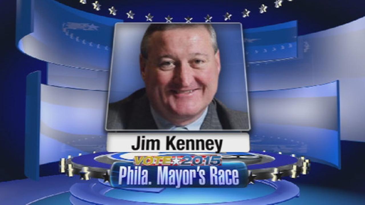 City Councilman Jim Kenney enters mayors race