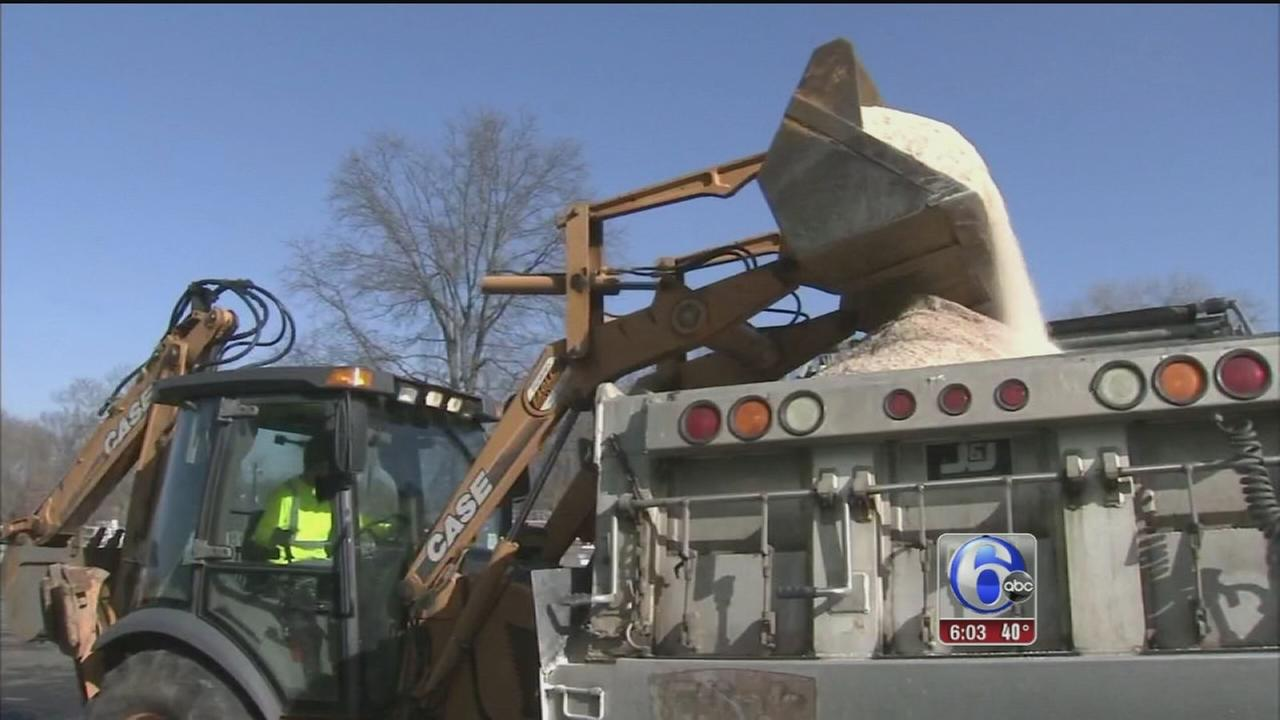 VIDEO: Nora Muchanic reports on snow preps in Bucks County