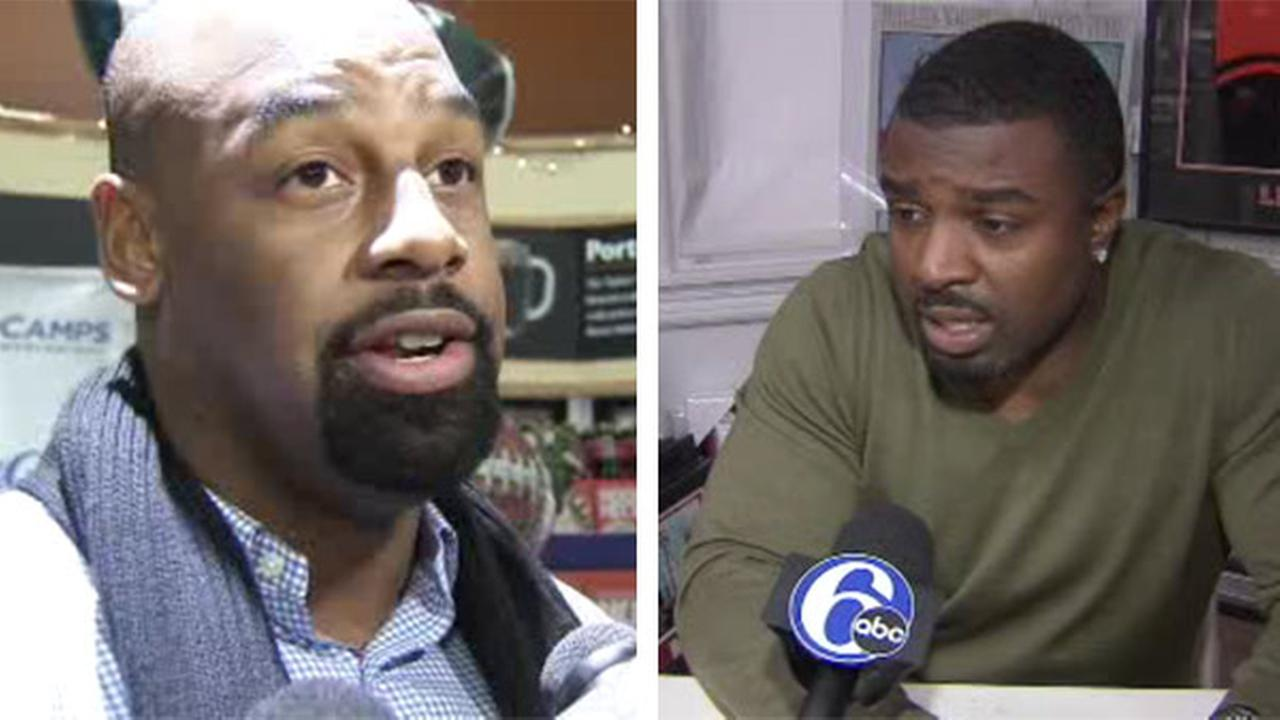 VIDEO: McNabb, Westbrook react to Deflategate scandal