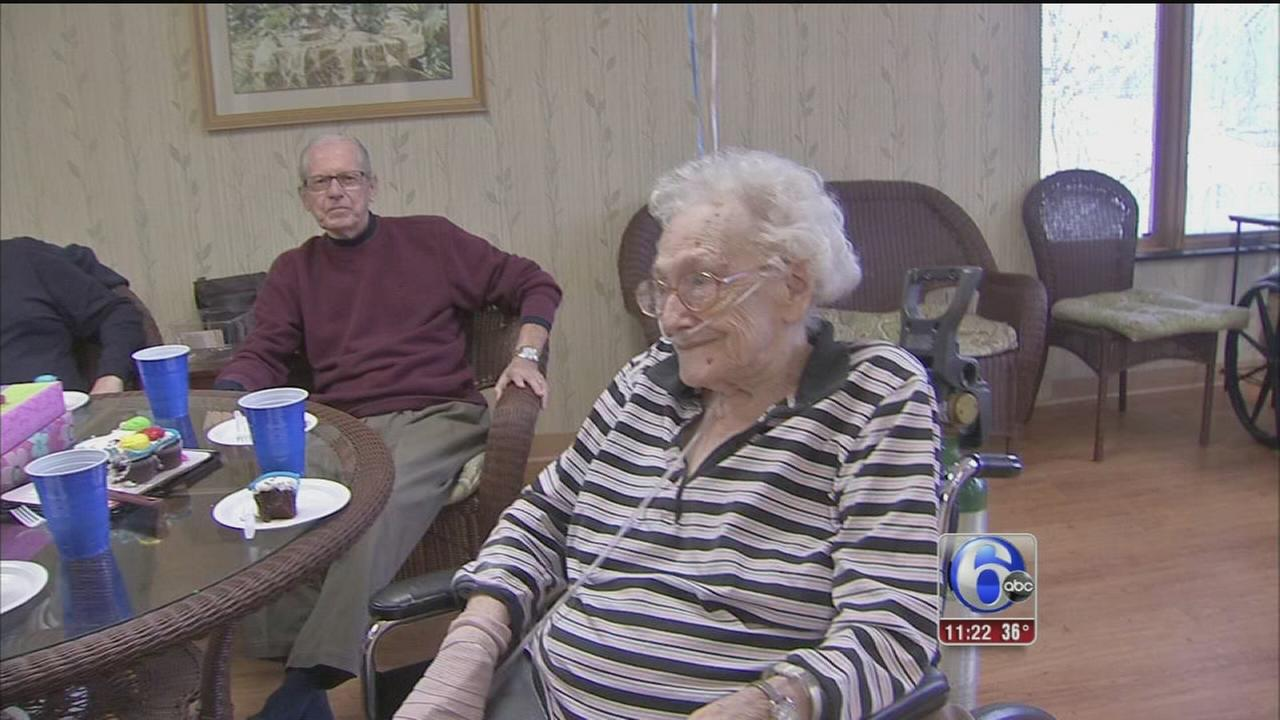 VIDEO: Local woman turn 103!