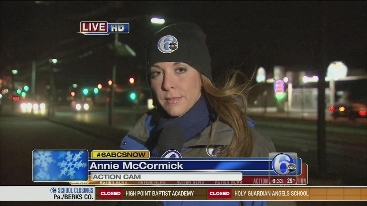 VIDEO: Annie McCormick reports on snow preps in N.J.