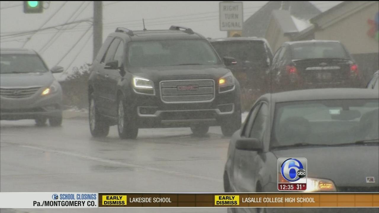 VIDEO: Chad Pradelli on snow in King of Prussia