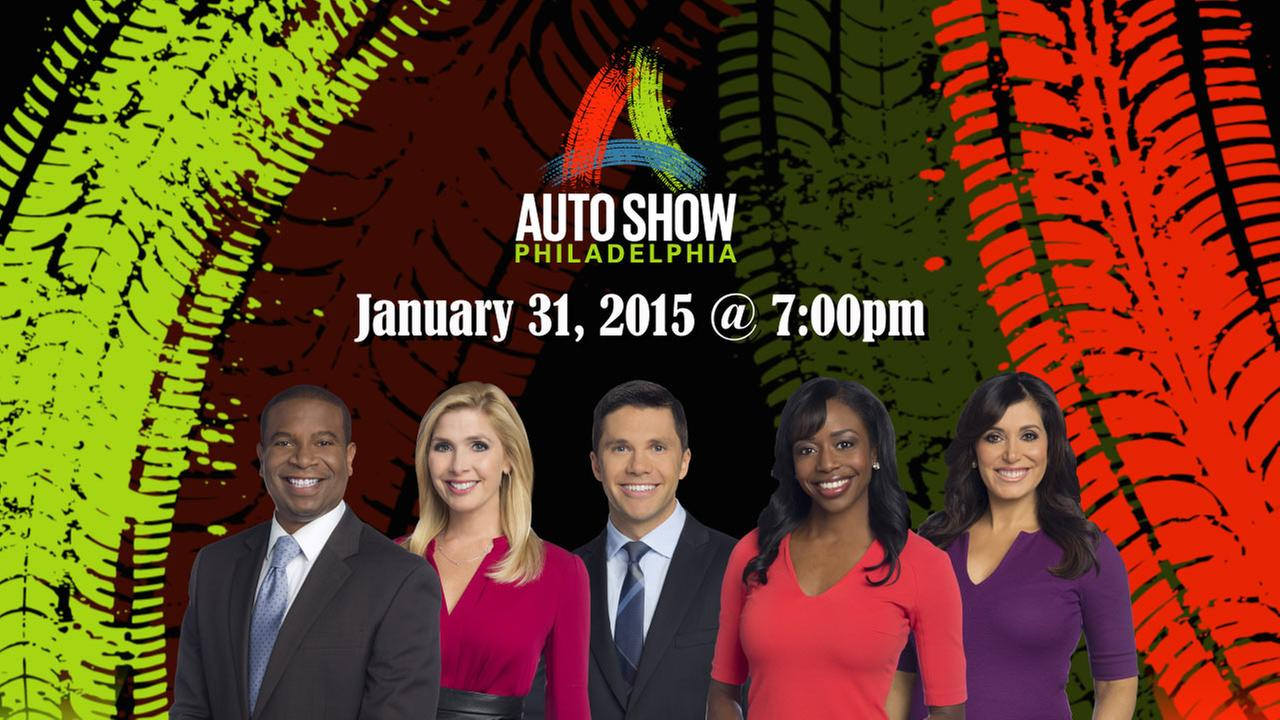 Join 6abcs Ducis Rodgers, Karen Rogers, Adam Joseph and Melissa Magee as they give you the grand tour of the. 2015 Philadelphia Auto Show!