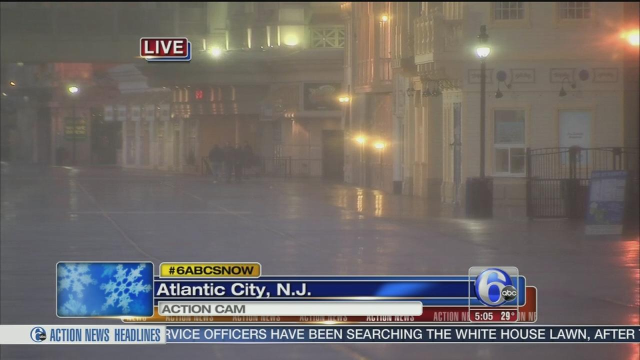 VIDEO: Dann Cuellar reports from Atlantic City
