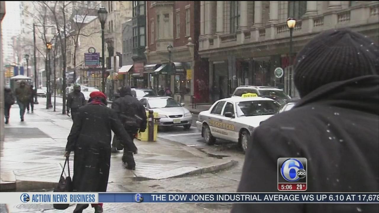 VIDEO: Kenneth Moton reports from Manayunk