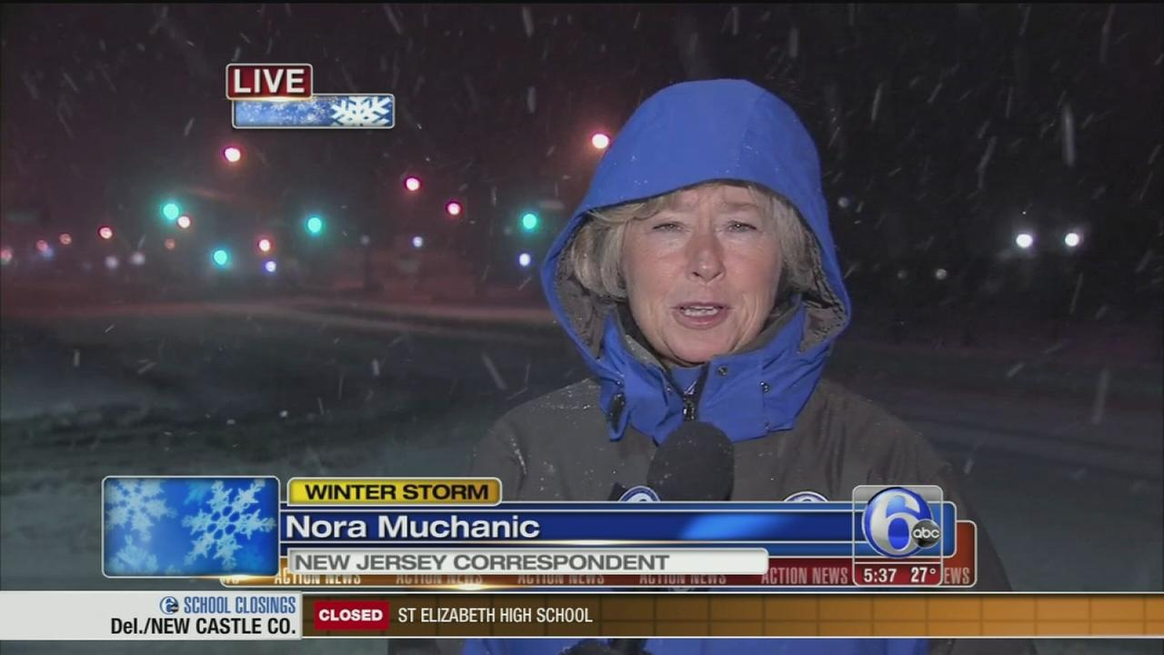 VIDEO: Nora Muchanic reports from Toms River, NJ