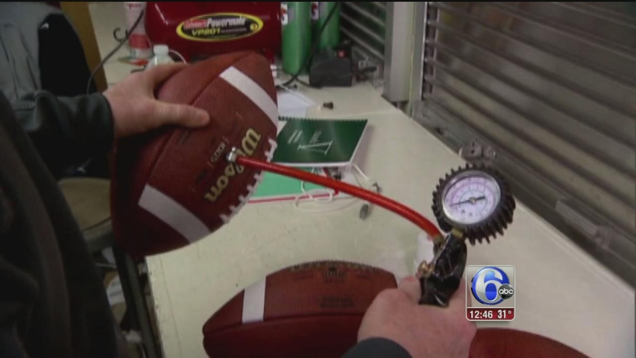 VIDEO: Deflate-gate investigation