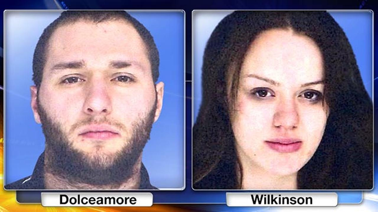 Footprints in snow leads police to burglary suspects