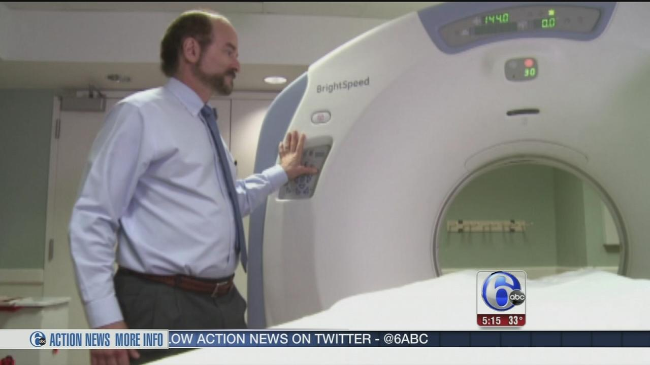 VIDEO: New questions about CT scan overuse