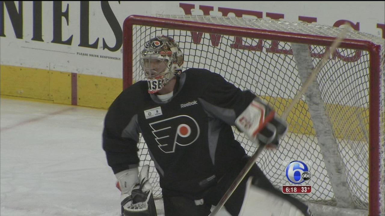 VIDEO: Flyers return