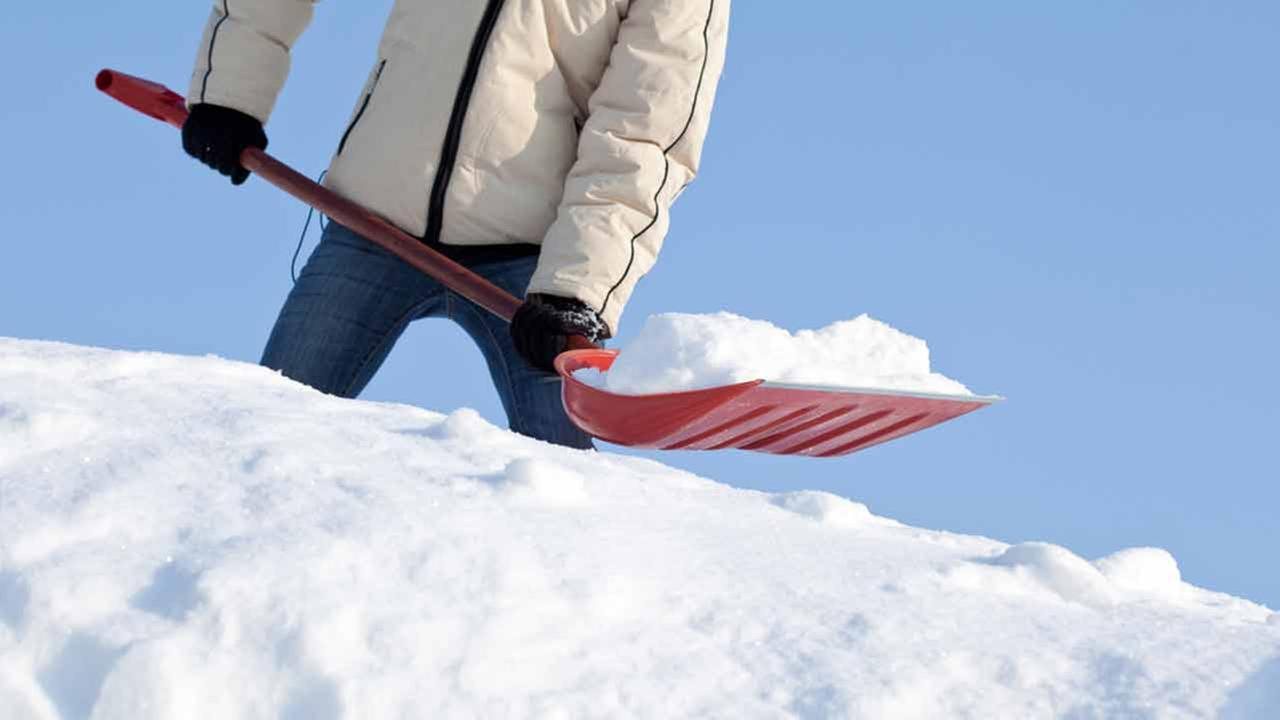 Shoveling the right way: What to know before you grab the shovel