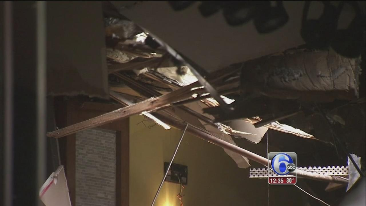 VIDEO: Investigation beings into collapse at Lululemon