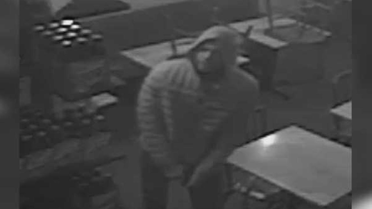 Police are investigating an armed robbery inside a coffee bar in South Philadelphia.