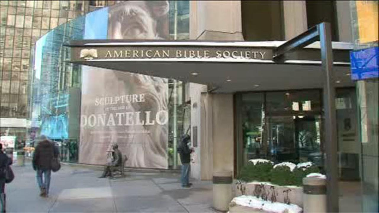 The American Bible Society moving to Philadelphia