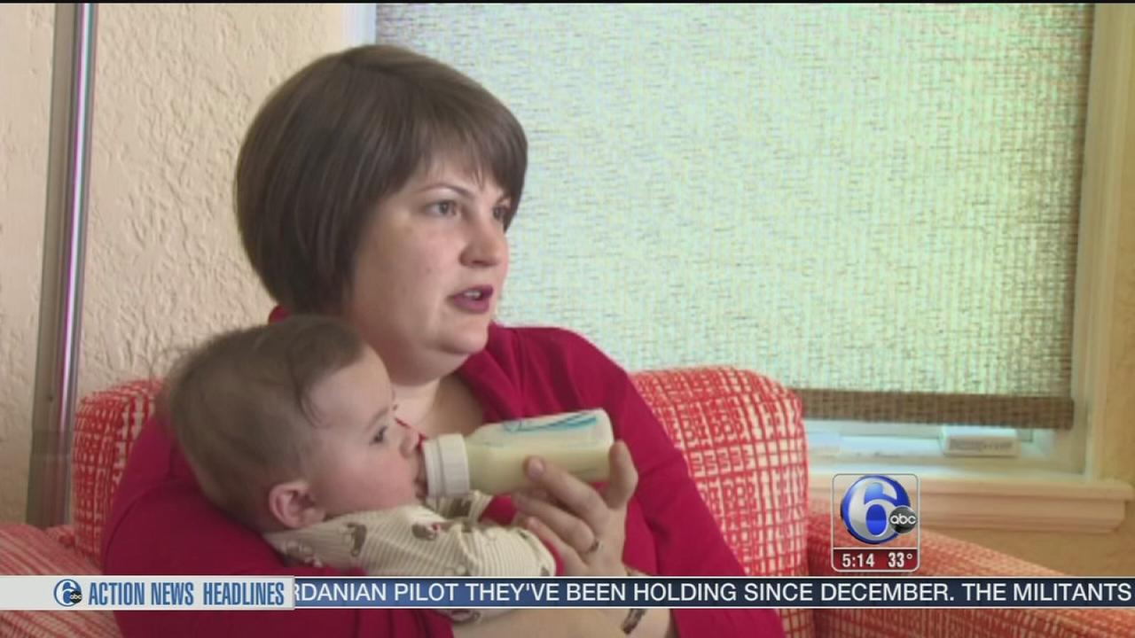 VIDEO: Mother angry over babys quarantine