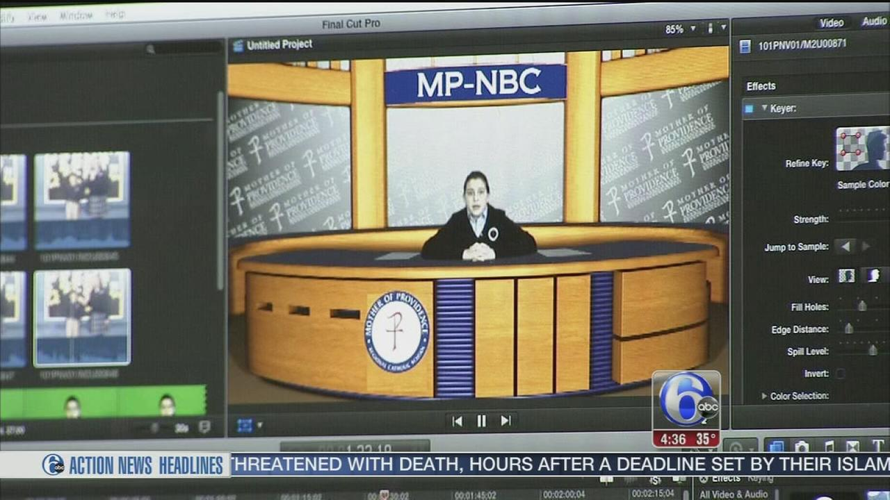 VIDEO: Delco students get hands on experience in broadcasting