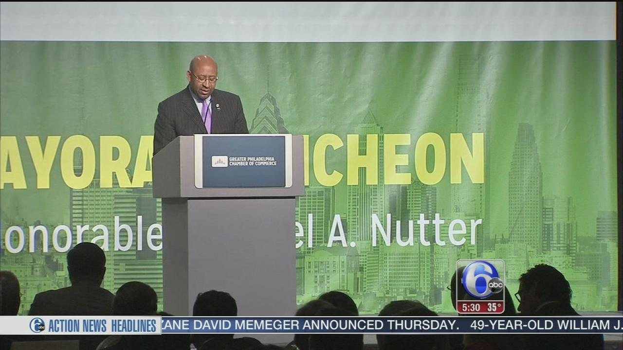 VIDEO: Mayor Nutter delivers final State of the City address