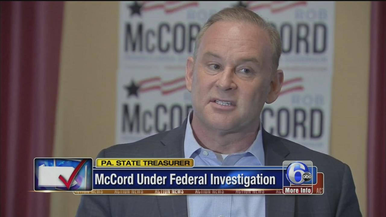 VIDEO: Federal investigation