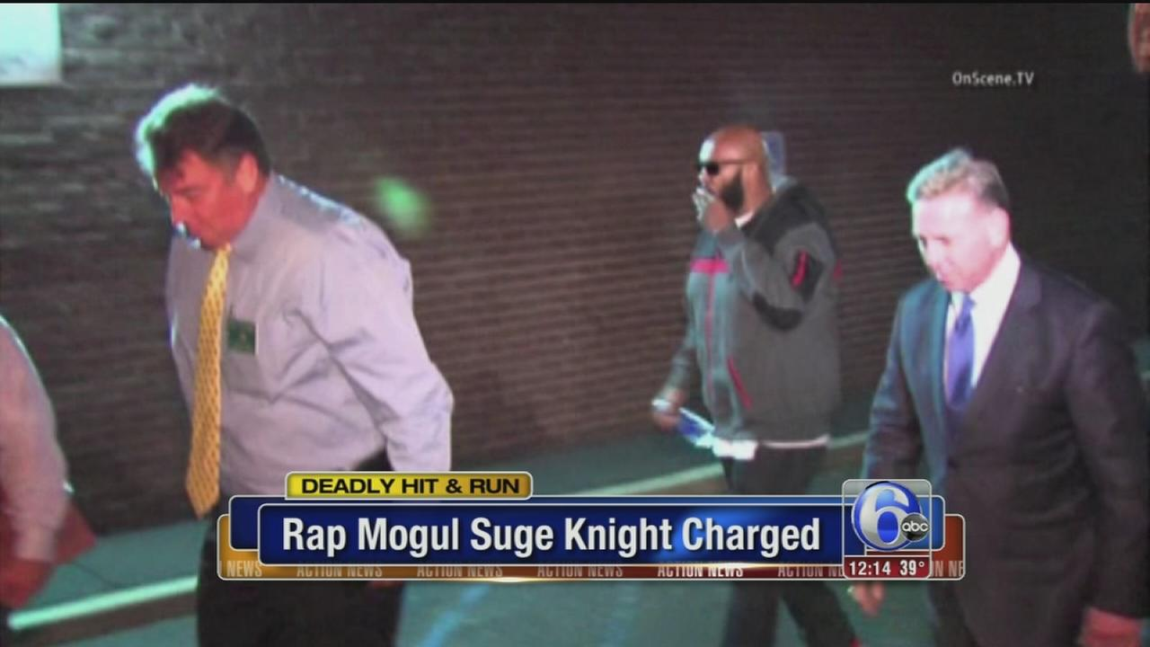 VIDEO: Suge Knight arrested