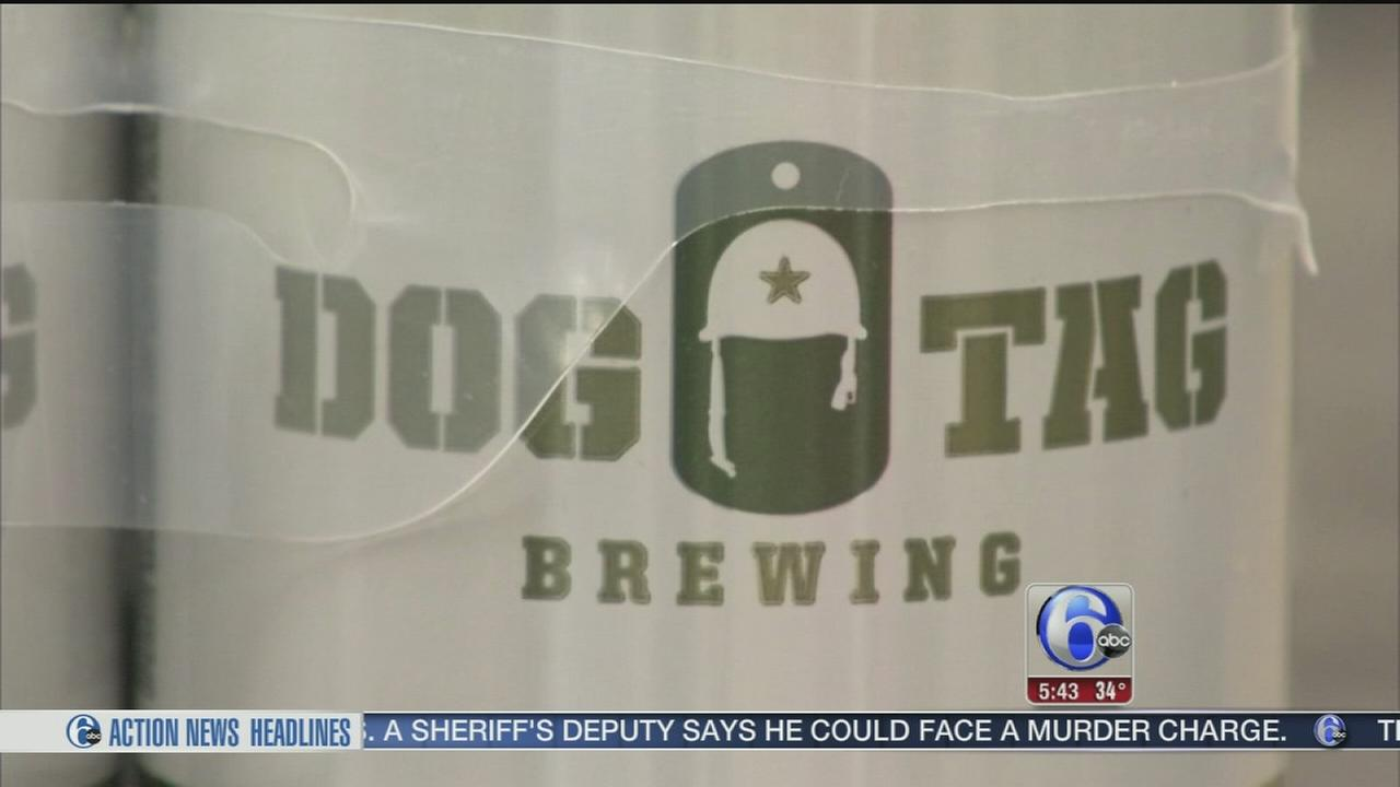 VIDEO: New beer honors fallen members of military