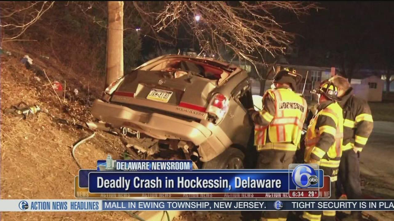 VIDEO: Deadly crash