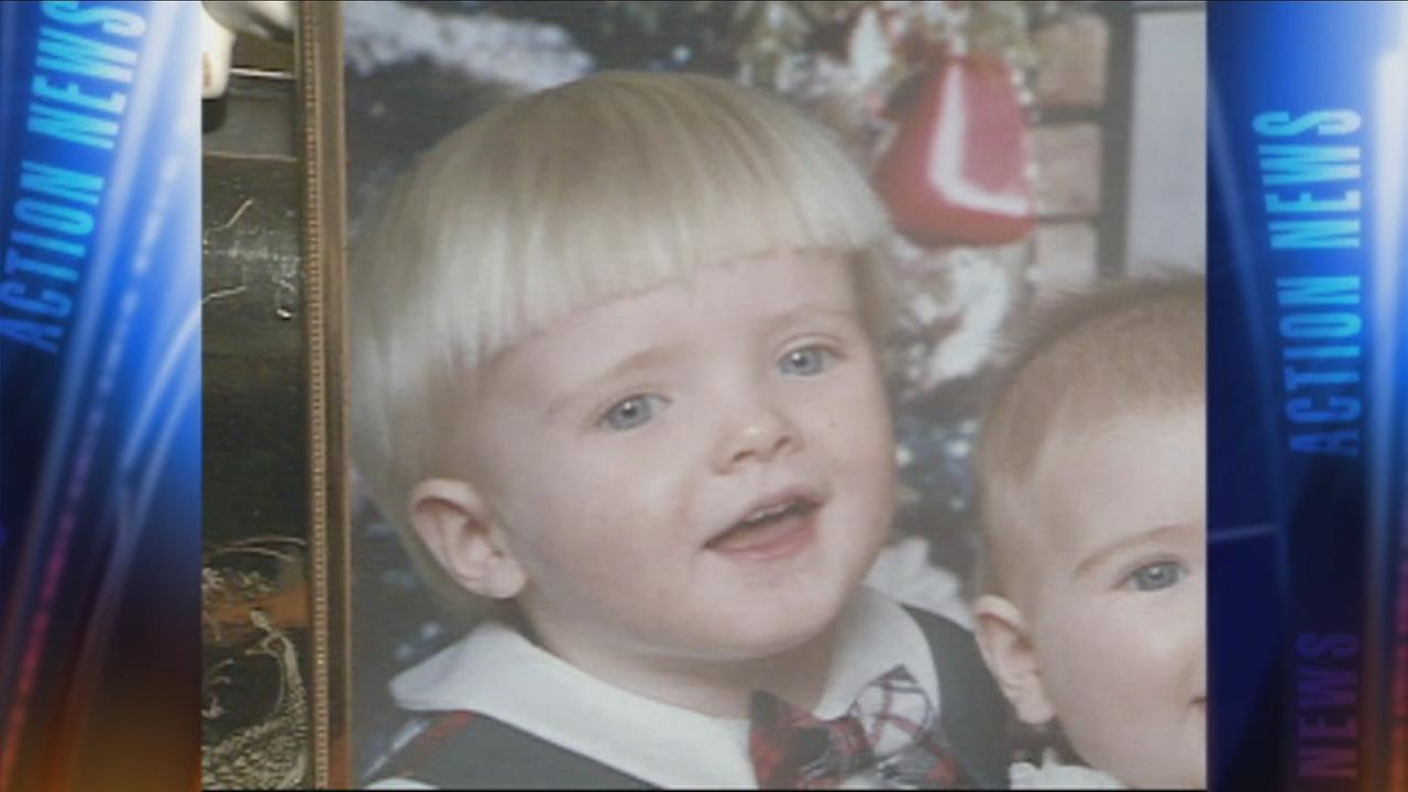 1991 VIDEO: Grandmother shares memories of young measles victim