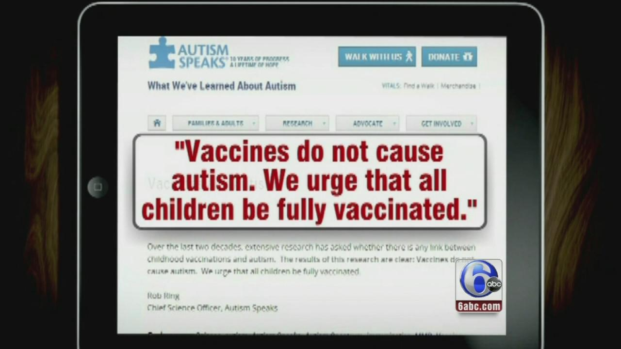 VIDEO: Amid measles outbreak, Autism group speaks out