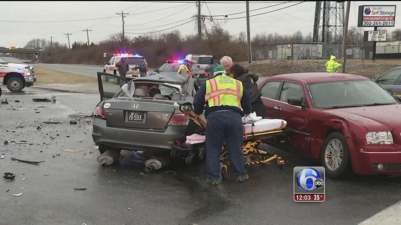 VIDEO: Route 13 reopens after deadly crash
