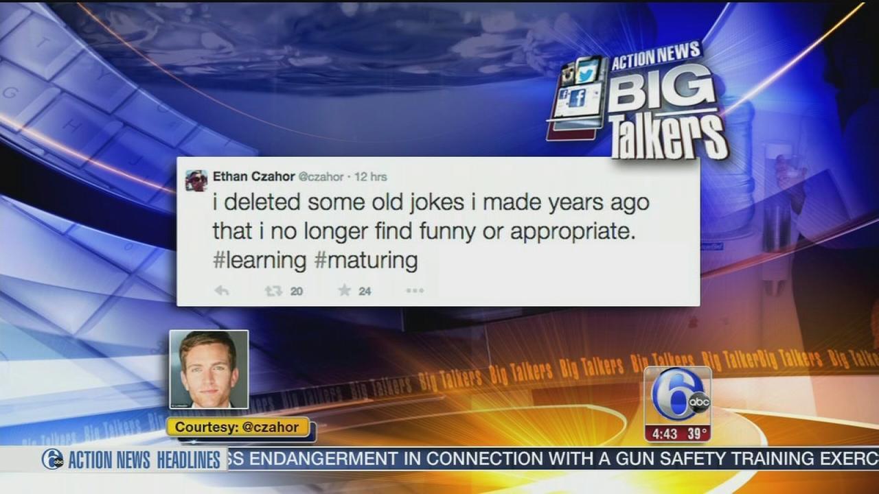 VIDEO: Jeb bush aid inappropriate tweets