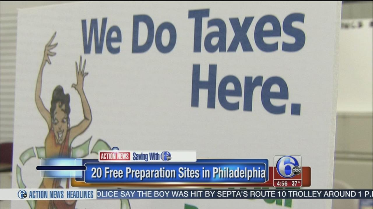 VIDEO: Saving: Get FREE help with tax preparation