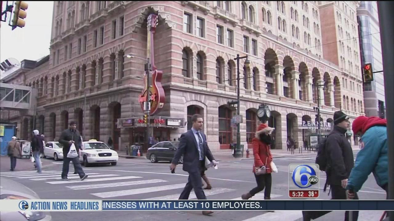 VIDEO: Businesses excited about 2016 DNC in Philly